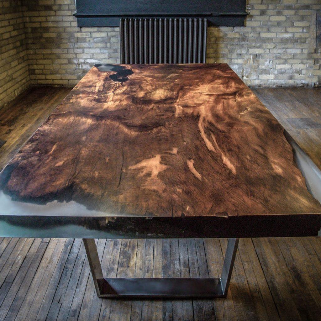 Mesas de suar y resina bali lounge singular spaces - Mesas de exterior de resina ...